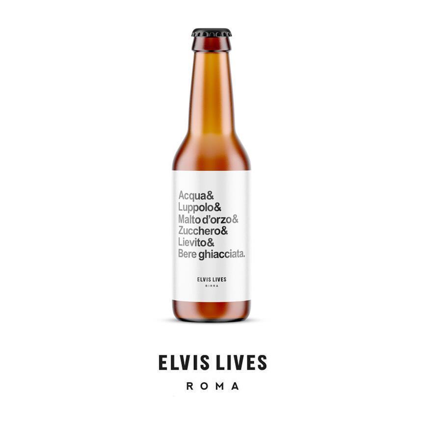 Birra Elvis Lives - IPA