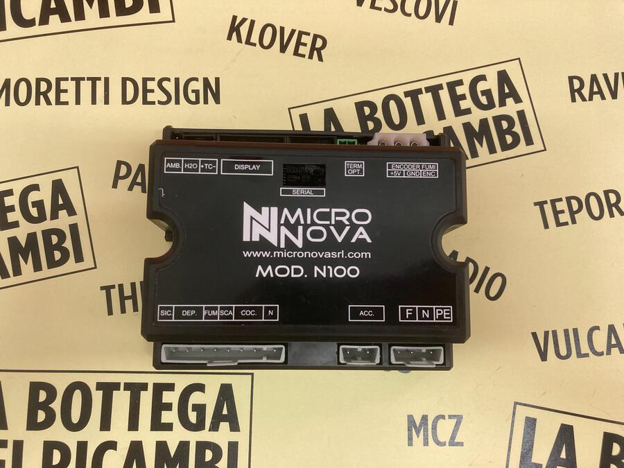 SCHEDA MICRONOVA N100
