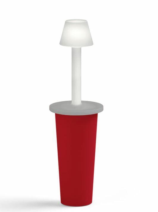 Tavolo Luminoso per Esterno MAI TAI di Lyxo Design, Varie Finiture - Offerta di Mondo Luce 24