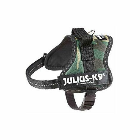 Julius K9 XS Mini Mini 40-53 cm peso 4-7 kg Pettorina Per Cani Mimetica