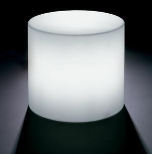 Pouf Luminoso al LED per Esterno HOME FITTING CILINDRO di Lyxo Design - Offerta di Mondo Luce 24
