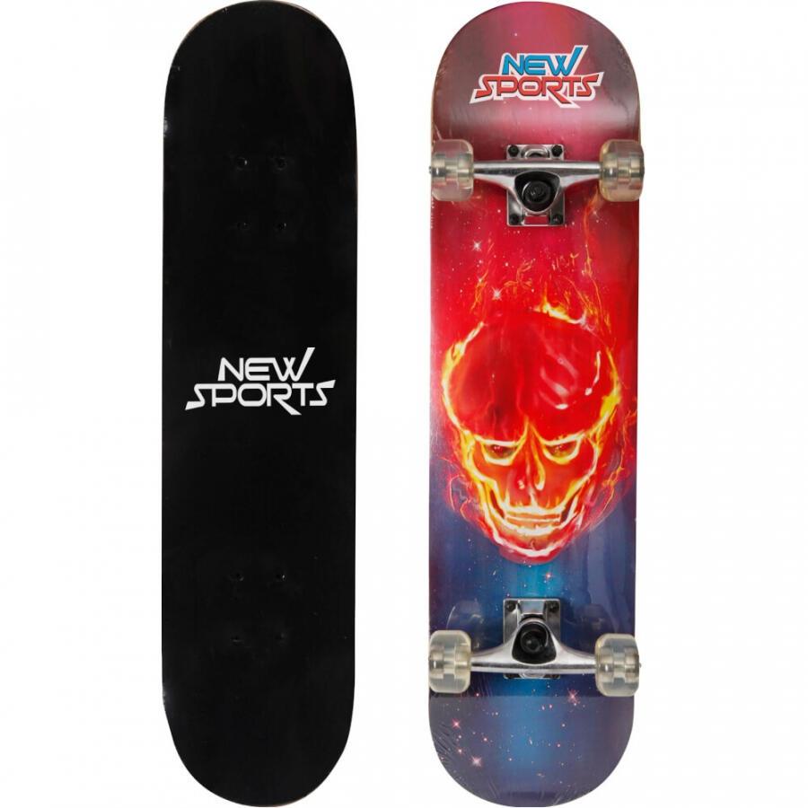 Skateboard Ghostrider - New Sport 73415781