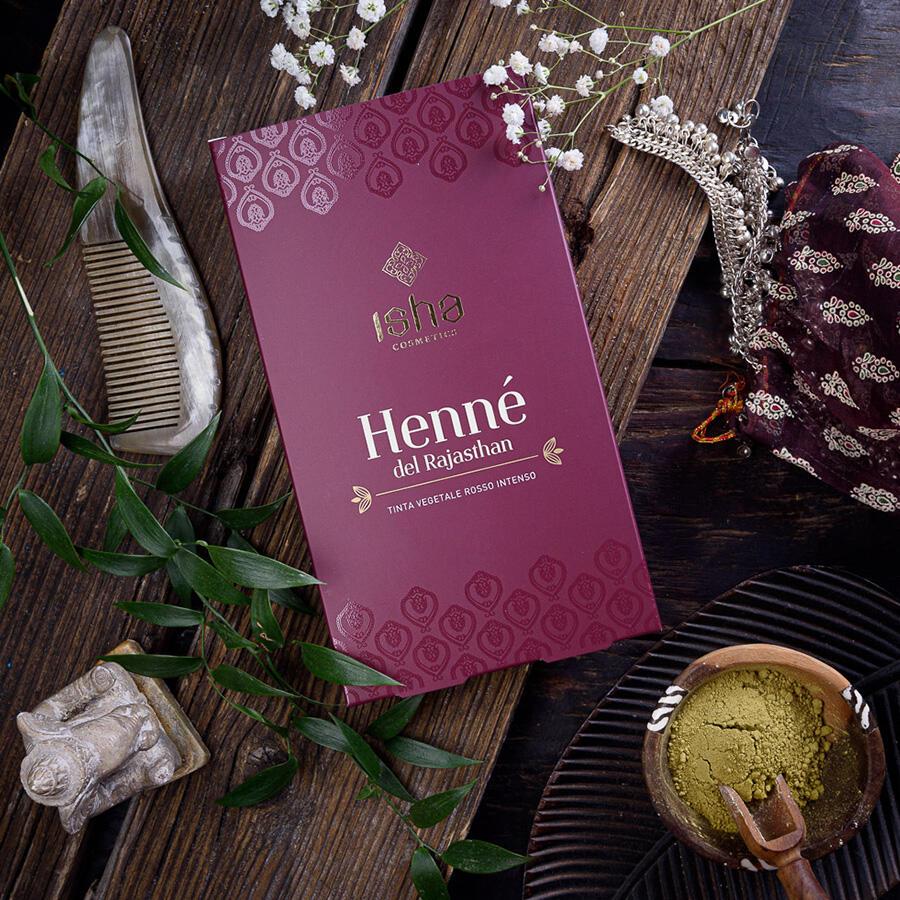 Hennè Rajastan 100% puro