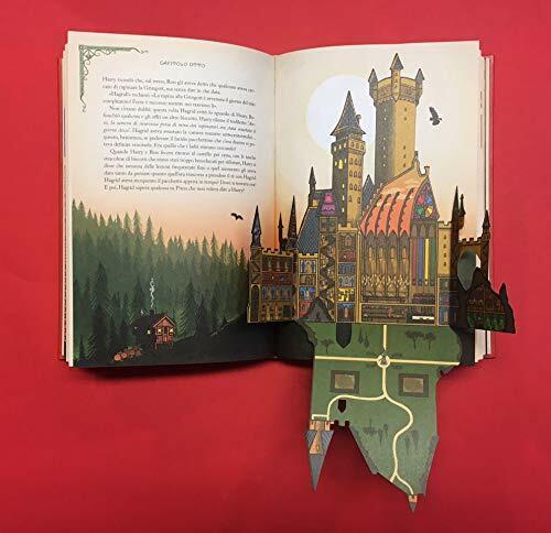 Harry Potter e la Pietra filosofale - ed. papercut MinaLima