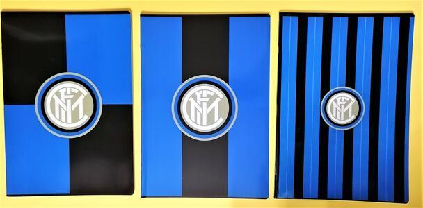 MAXI QUADERNO A4 FC INTERNAZIONALE SEVEN
