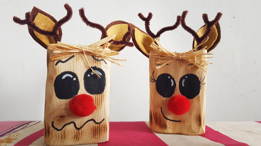 Le renne natalizie