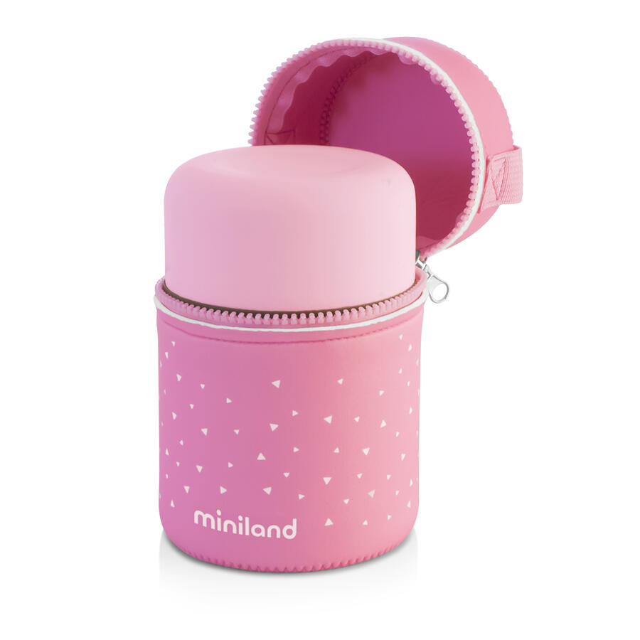 Food Thermos Rose