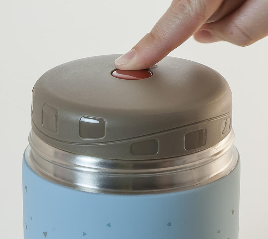 Food Thermos Azure