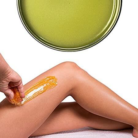 Cera depilatoria alla pasta di zucchero bio green