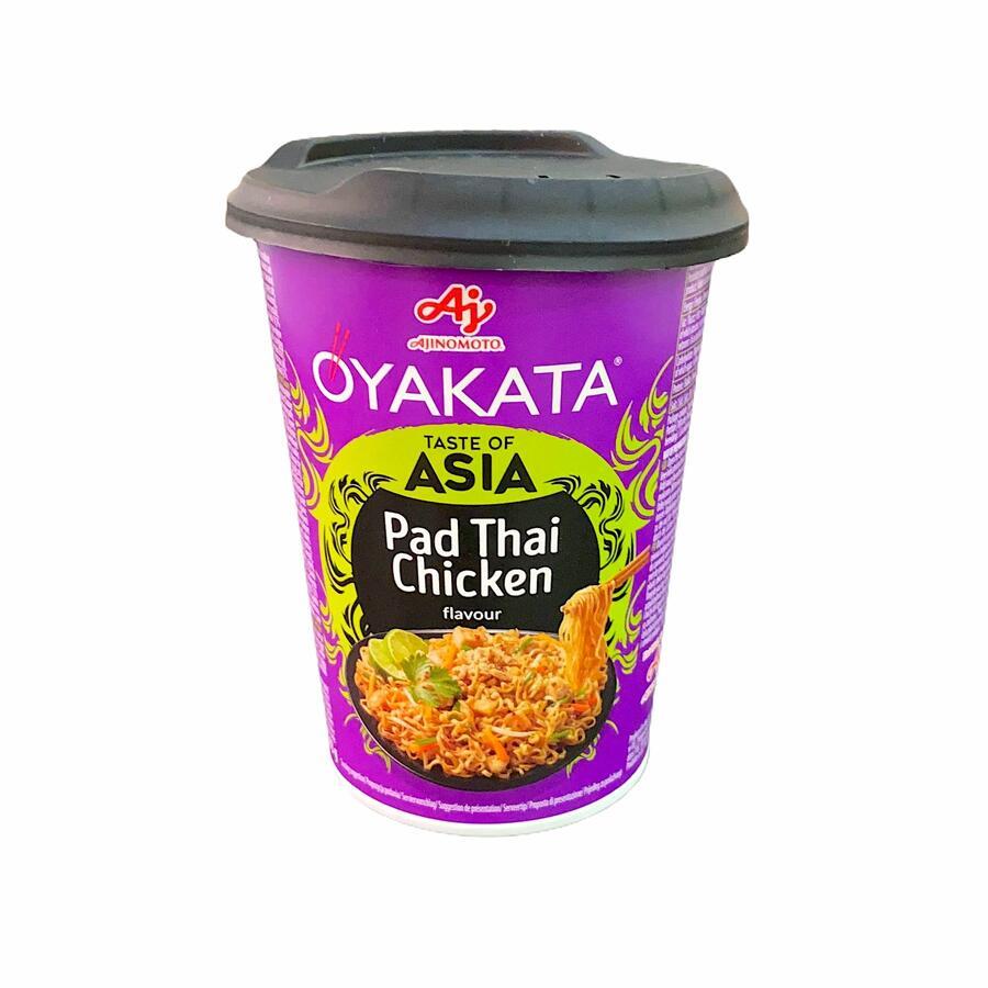 OYAKATA DISH CUP PAD THAI CHICKEN 93GR