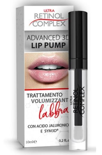 Lip Pump 3D Advanced Trattamento volumizzante labbra