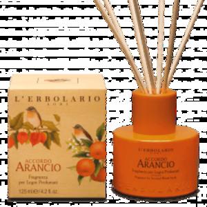 L'Erbolario - Accordo arancio Fragranza per legni profumati