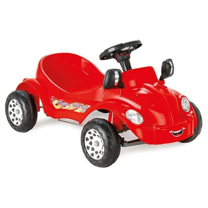 Macchina a pedali Herby Rossa - Pilsan PLS-07302P - 3+