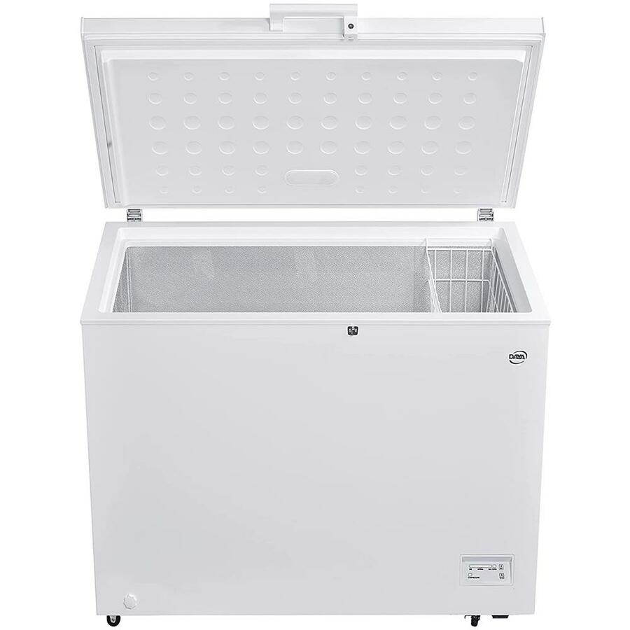 DAYA Congelatore Orizzontale DCP-251SH4WF0 Classe F Capacità Netta 246 Litri Colore Bianco