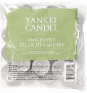Yankee Candle Tea Light Candele Neutre