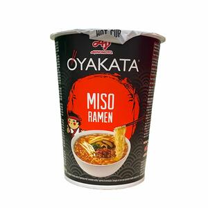 OYAKATA CUP INSTANT NOODLE MISO 66GR