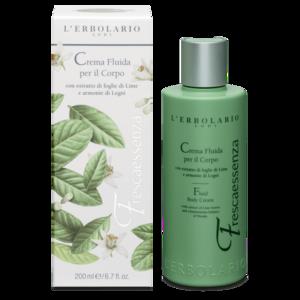 L'Erbolario - Frescaessenza Crema fluida corpo