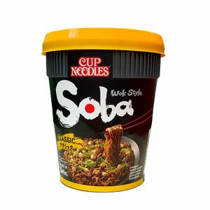 NISSIN CUP NOODLE SOBA CLASSICO 90GR