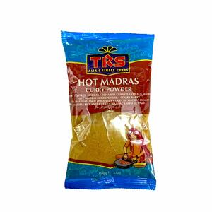 TRS CURRY PICCANTE IN POLVERE - CURRY PW HOT 100GR