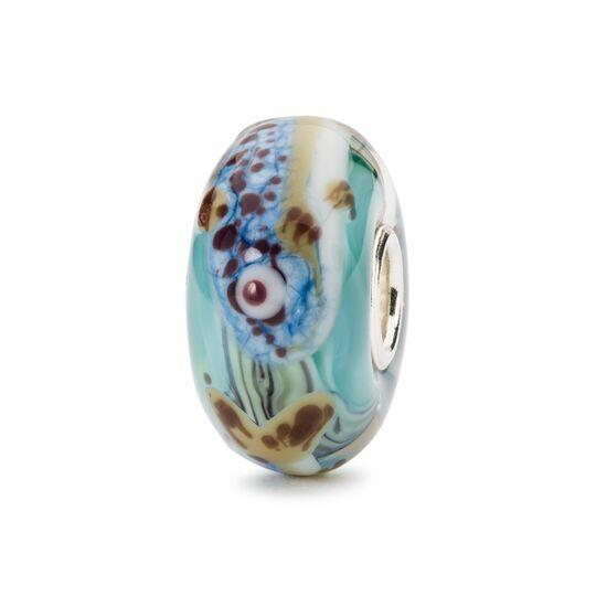 Salmone Coraggioso Beads Trollbeads