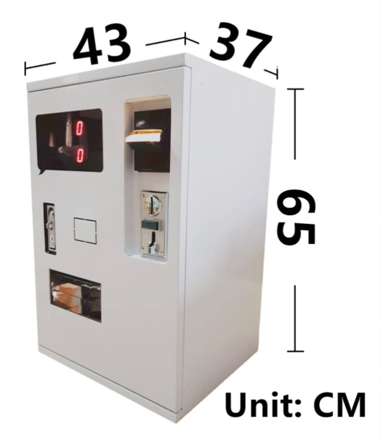 CAMBIAGETTONI (cambia banconote e monete) - modello B