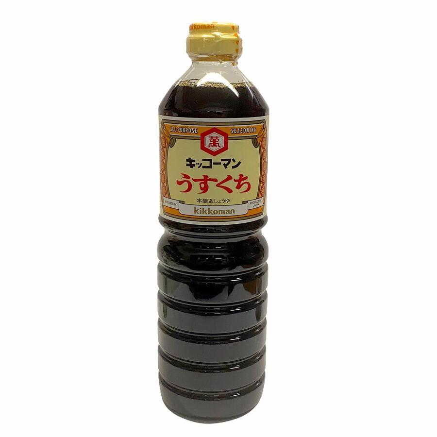 KKM USUKUCHI SHOYU 1L