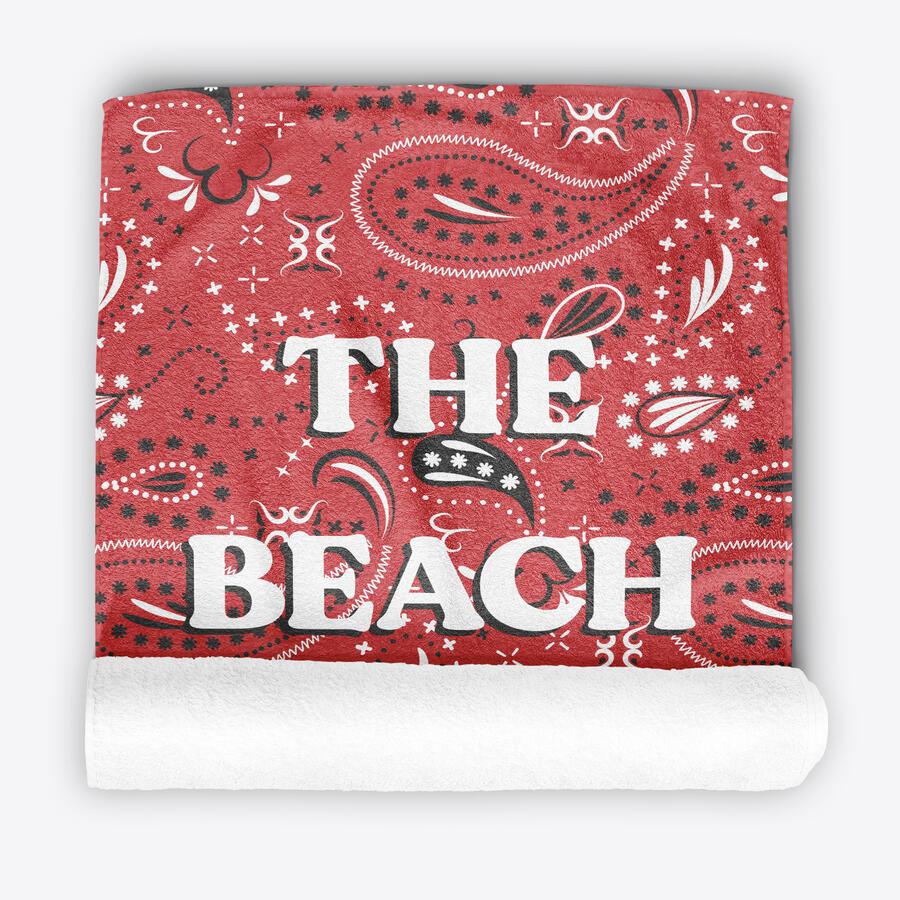 Telo Mare The Beach is Boring - Bandana