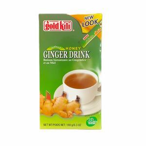 GOLD KILI GINGER INSTANT DRINK 180GR (10X18GR)