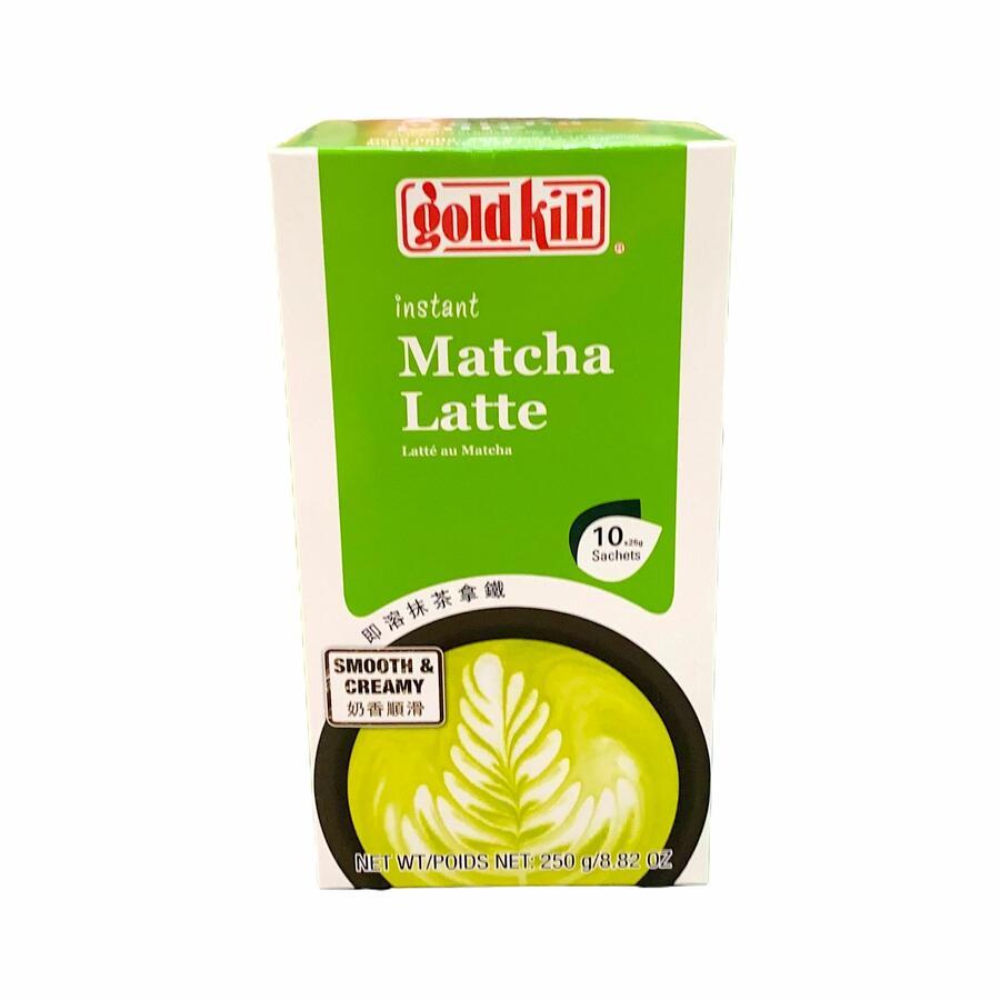 GOLD KILI MATCHA LATTE INSTANT 250GR