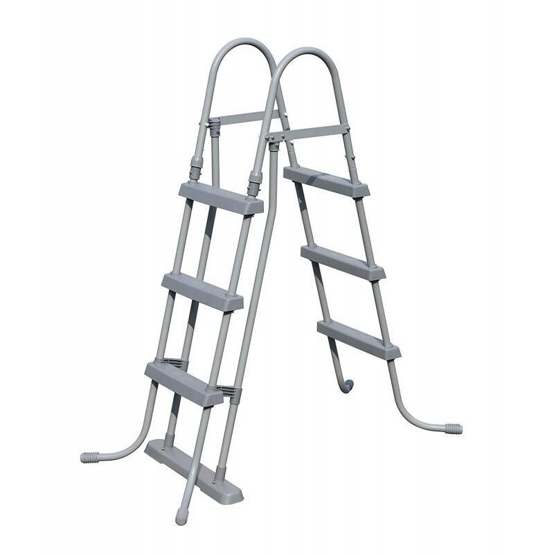 Scaletta di Sicurezza per Piscine 107 cm Bestway 58330