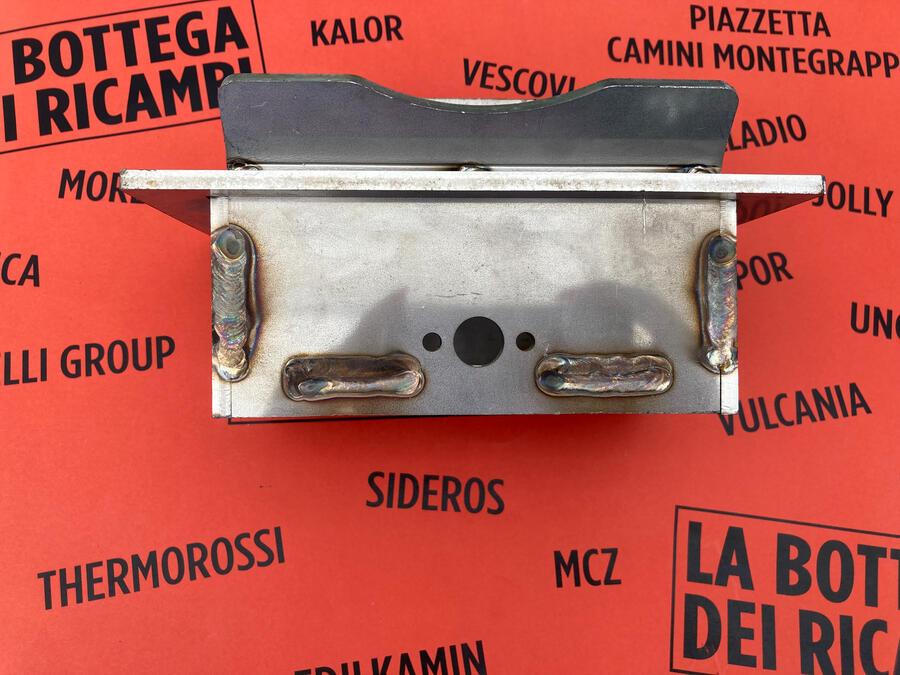 BRACIERE IN ACCIAIO RAVELLI GROUP/ECOTECK cod 160-07-003S