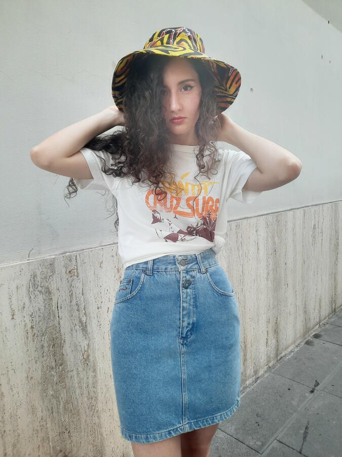 Shirt Vintage Style