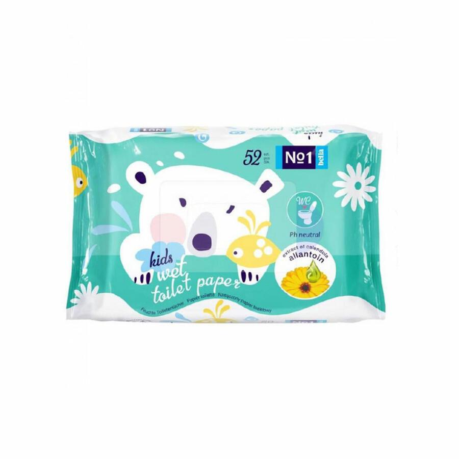Salviette biodegradabili baby/kids - WC A52 PZ