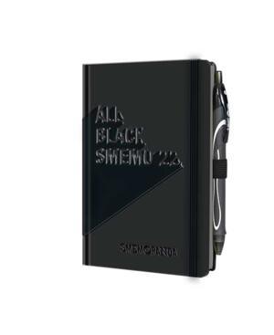 ALL BLACK SMEMO 2022 12 MESI CM 12X16,5 SETTIMANALE - GUT