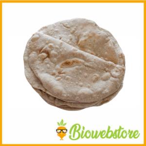 Piadina 100% farina Quinoa bianca
