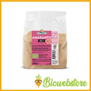 Amaranto In Chicchi