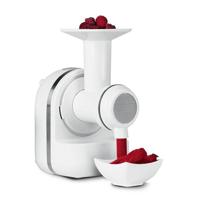 Robot 3 in 1 grattugia, preparazione gelato, spremiagrumi Panzanella