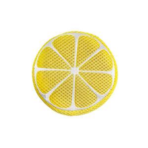 Record Limone Refrigerante Gioco Acquatico Per Cani Rinfrescante Galleggiante 12 cm
