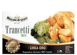 Trancetti vegan, Muscolo di Grano, 200 gr;