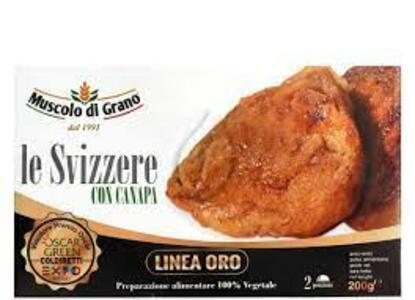 Le Svizzere, Muscolo di Grano, 200 gr;