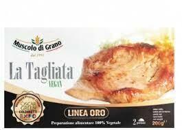La Tagliata Vegan, Muscolo di Grano, 200 gr;