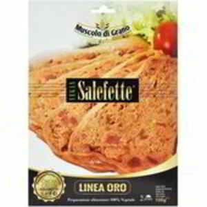 Salefette affettato, Muscolo di Grano, 100 gr;