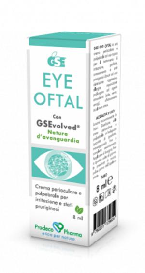 GSE EYE OFTAL Crema perioculare