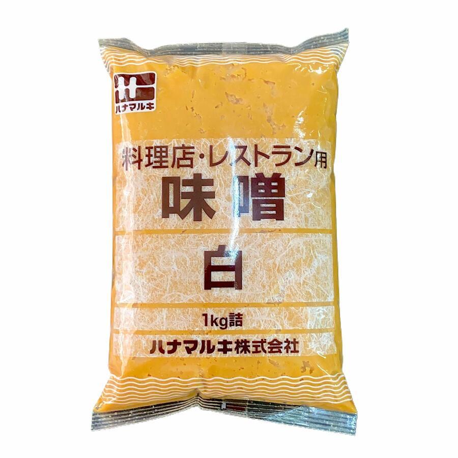 HANAMARUKI RYORITEN SHIO MISO 1KG