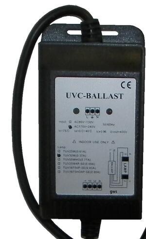 Accenditore-Ballast 30W - 2+2 pin