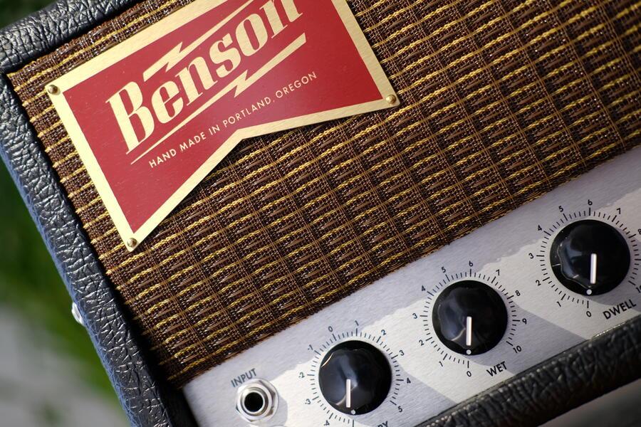 Tall Bird Tube Driven Spring Reverb - Benson Amps