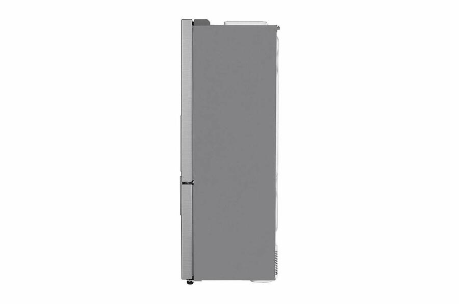 LG GBB567PZCMB Frigorifero Con Congelatore Libera Installazione 451 L A++ Acciaio Inossidabile