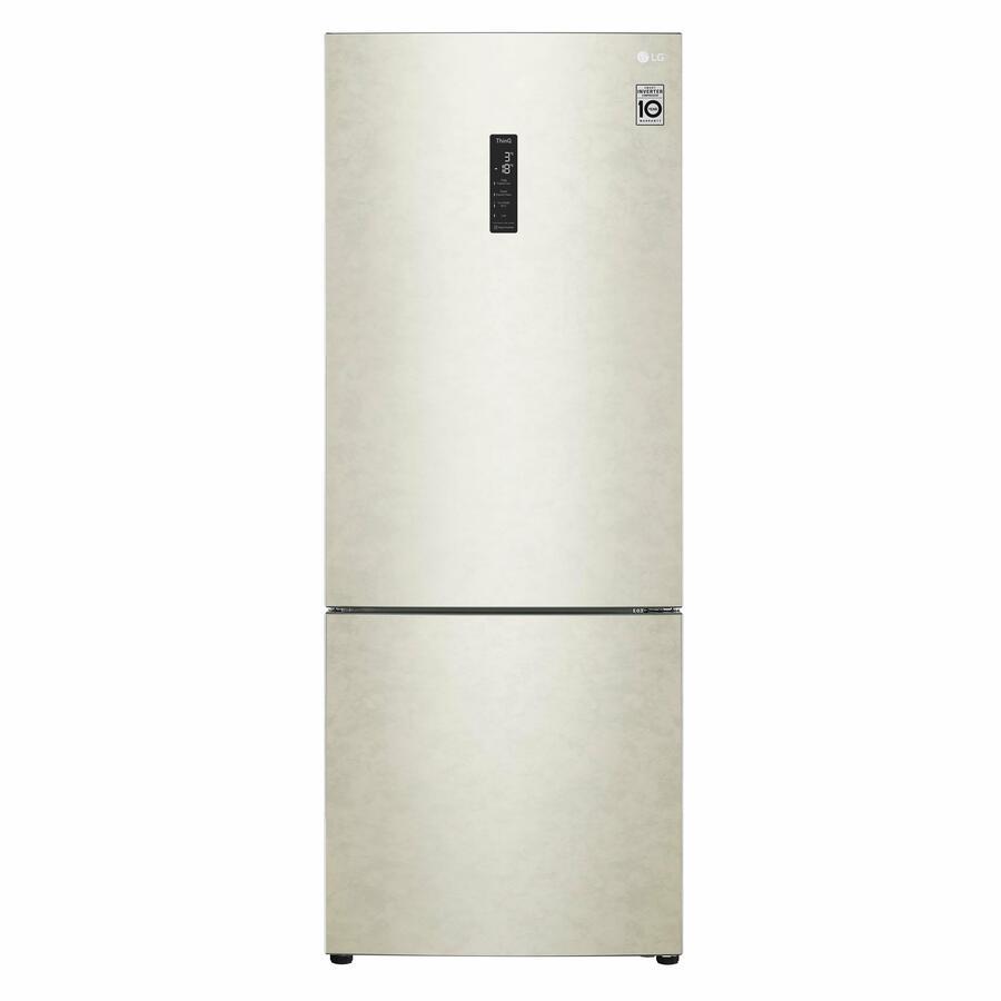 LG GBB567SECMN Frigorifero Con Congelatore Libera Installazione 451 L A++ Sabbia