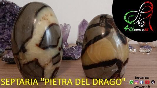 """SEPTARIA """"PIETRA DEL DRAGO"""""""
