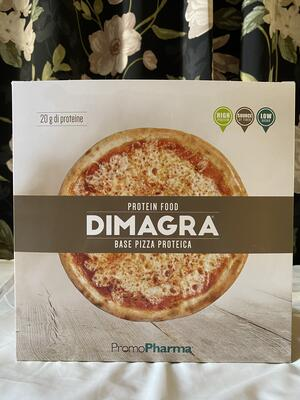 Pizza iperproteica